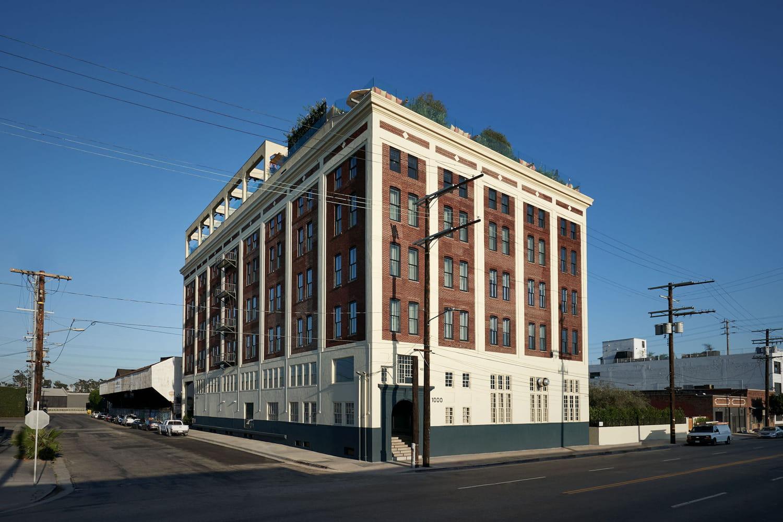 Un ancien entrepôt de Los Angeles transformé par Soho House