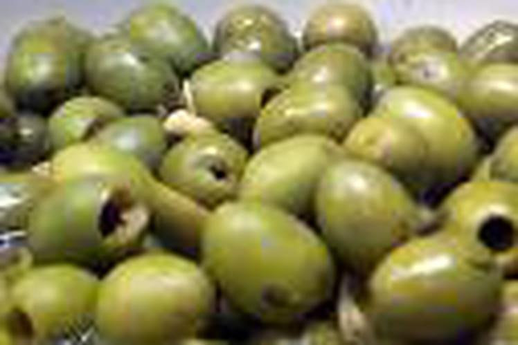 Olives en conserve