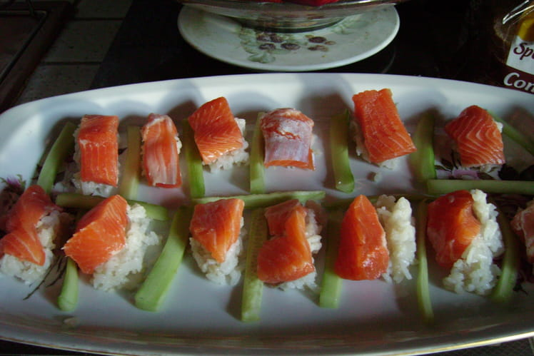 Sushis simples