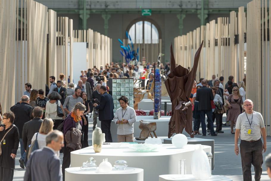 Biennale Révélations: zoom sur les métiers d'art au Grand Palais
