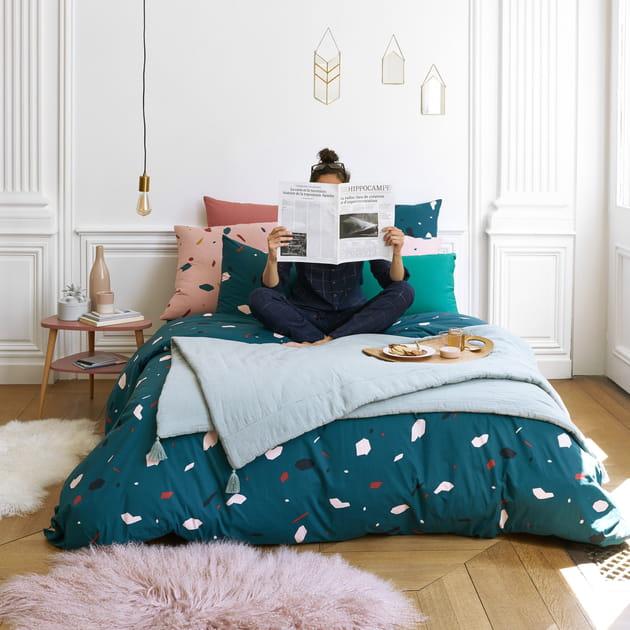 Linge de lit Terrazieri de La Redoute Intérieurs