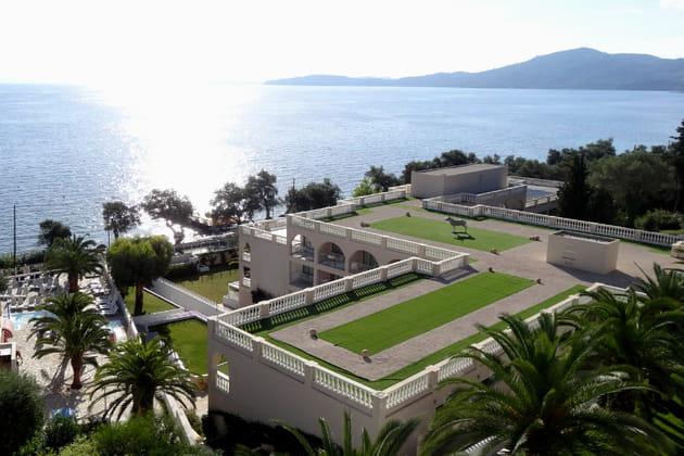 Hôtel***** MarBella Corfu