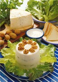 le fromage et les noix... c'est bon, mais ça déclenche des aphtes chez les