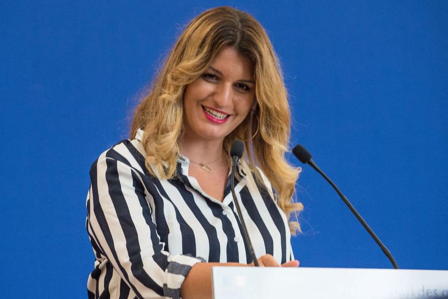 Marlène Schiappa: sa fille, future Miss France?