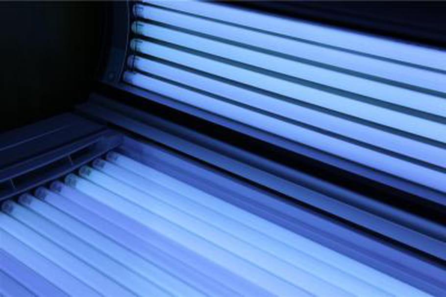 Les cabines à UV responsables de 800morts par an