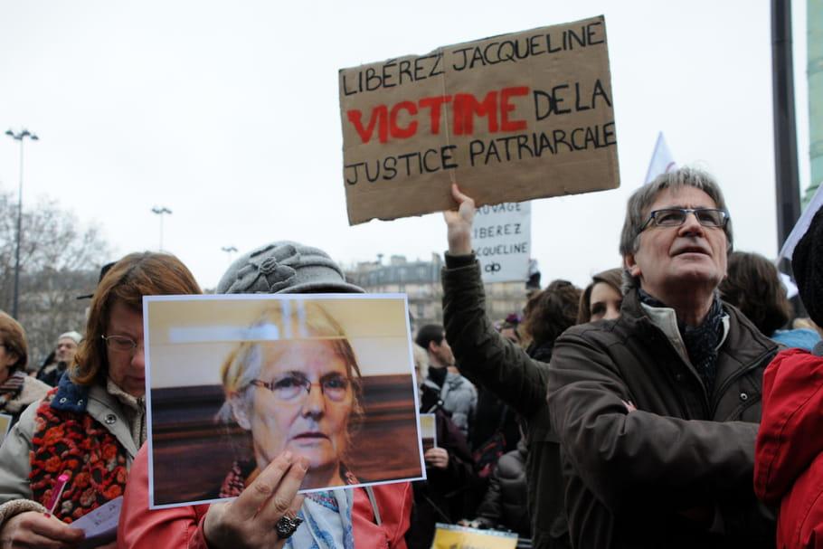 Jacqueline Sauvage reste en prison et ne fera pas appel