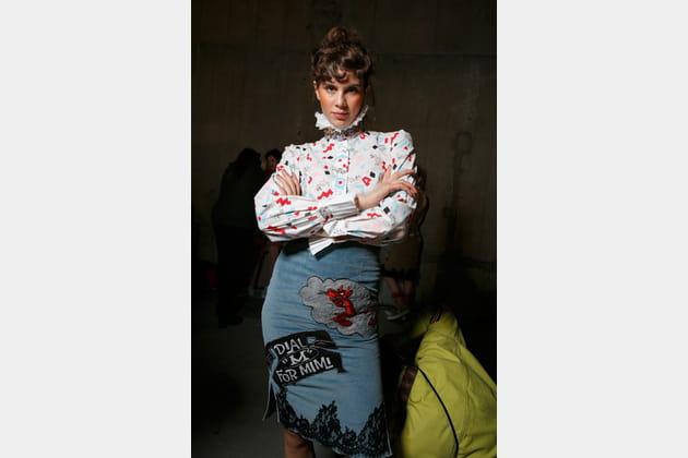 Fashion East (Backstage) - photo 31