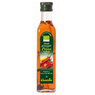 huile pimentée bio