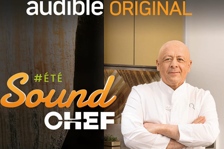 Soundchef: le podcast pour cuisiner avec l'aide d'un grand chef!