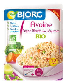 avoine risotto