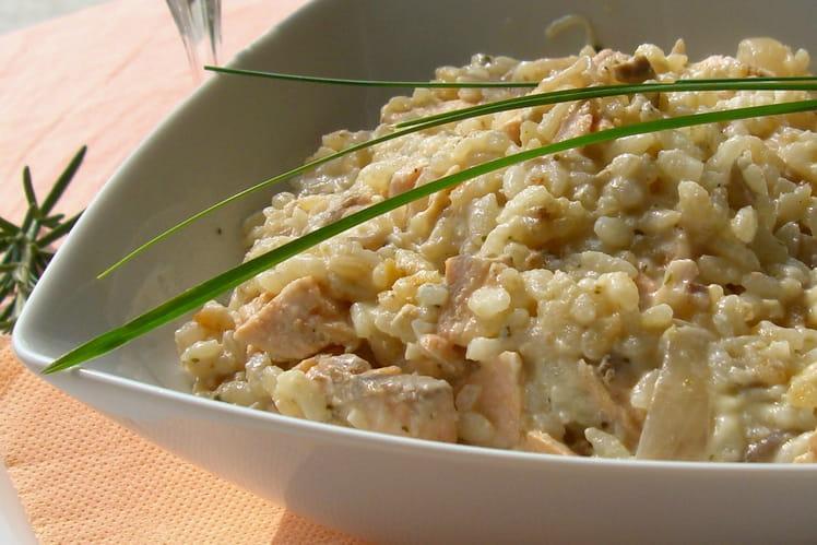 Risotto au saumon : la meilleure recette