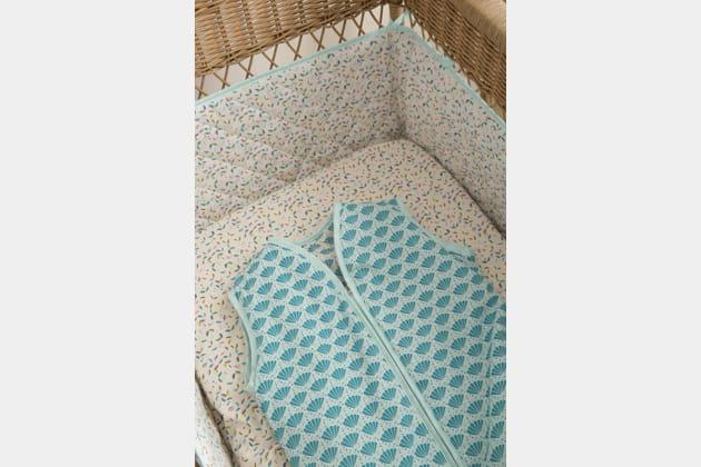 Collection de tissus Joli Paon par Mondial Tissus