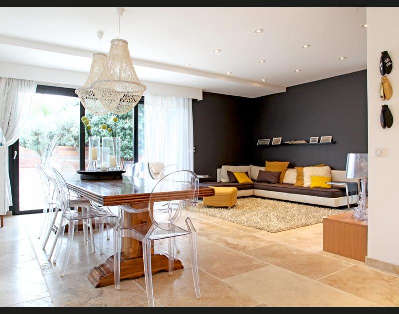 Une maison à vivre, lumineuse et pratique