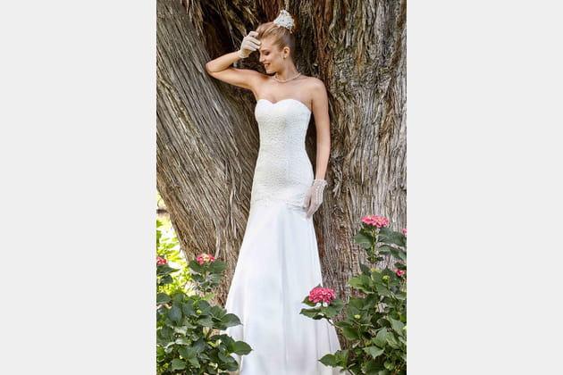 Robe de mariée Camila de Point Mariage