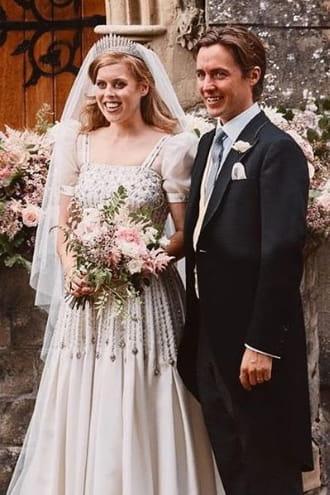 Mariage Royal Les Robes Des Princesses