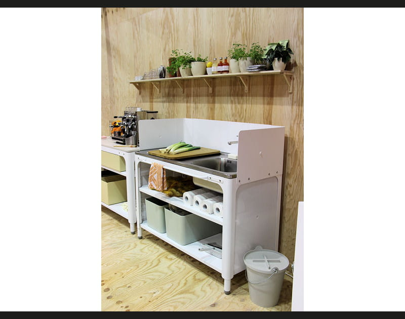 Cuisine Concept Kitchen de N by Naber