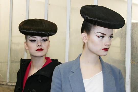 Fashion week PAP automne-hiver 2011-2012 : Dans les coulisses du défilé de Manish Arora 3