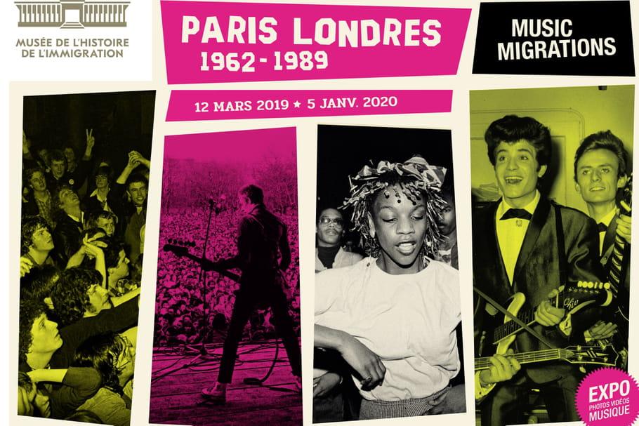 PARIS-LONDRES Music Migrations: plus qu'une expo, un voyage musical et culturel