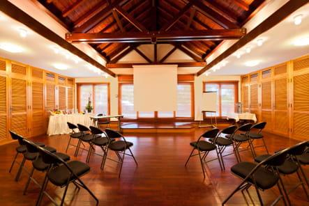 La salle de séminaire du Saint-Alexis