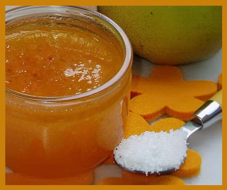confiture sucre de coco