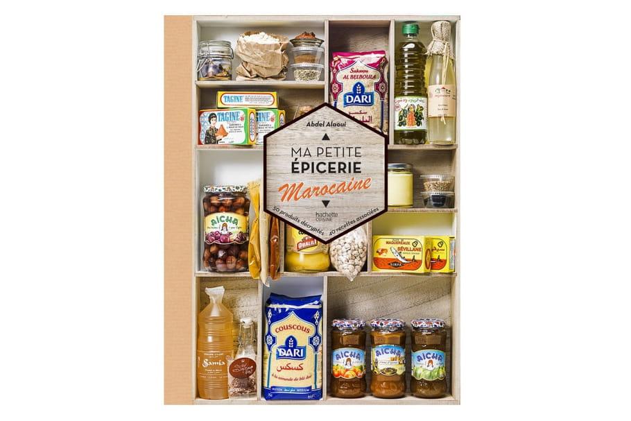 Concours gagnez 5 livres de recettes ma petite epicerie for Livre de cuisine hachette