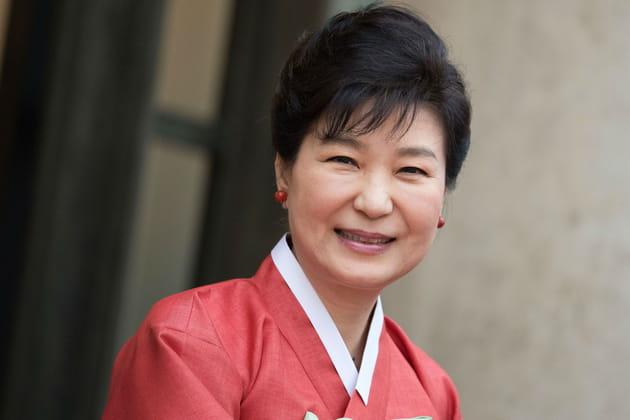 12e : Park Geun-hye