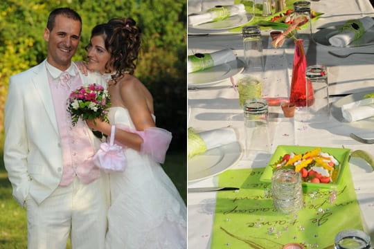 Un mariage aux accents marseillais