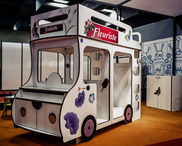 lit camion personnalisable de ma chambre jeux th mes. Black Bedroom Furniture Sets. Home Design Ideas