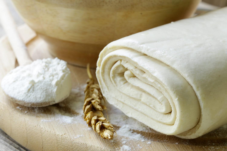 Que faire avec de la pâte feuilletée?