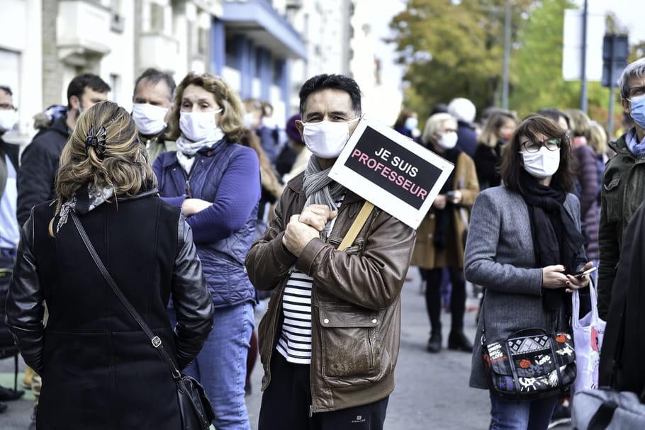 Professeur décapitédans la rue: attentat, réactions... les INFOS