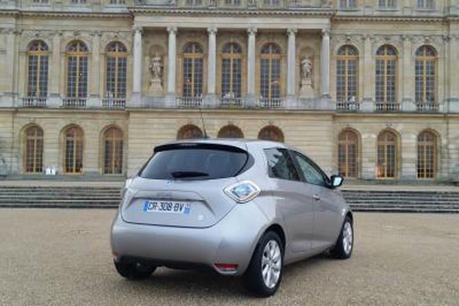 Un an de la Renault Zoé