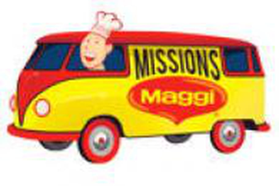Mission Maggi : une web série culinaire
