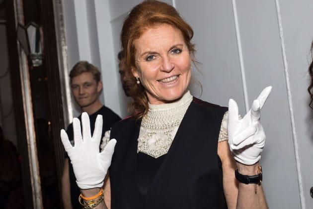 Sarah Ferguson, la duchesse de York