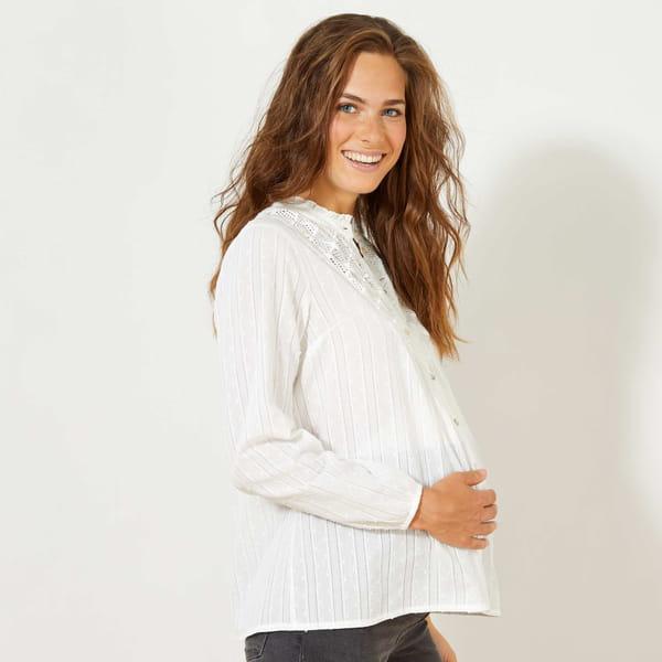 chemise-femme-enceinte-kiabi