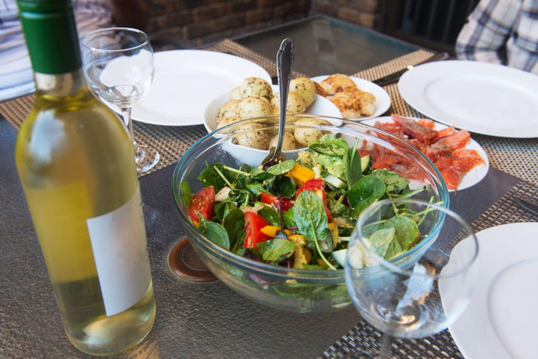 Quel vin pour accompagner une salade?