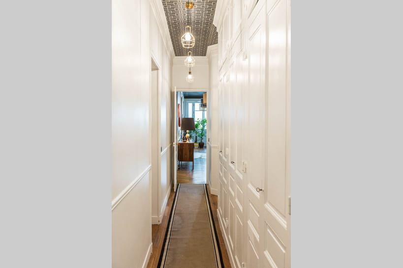 Comment peindre un couloir avec style ?