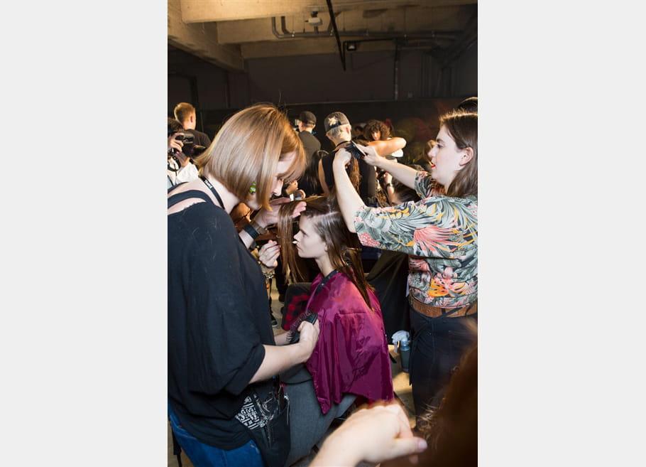 Wanda Nylon (Backstage) - Printemps-été 2017