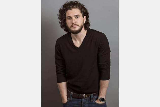 14e : Kit Harrington, acteur chevelu