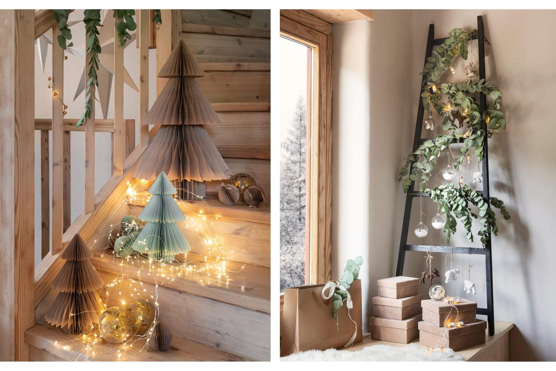 Quelles alternatives au sapin de Noël traditionnel?