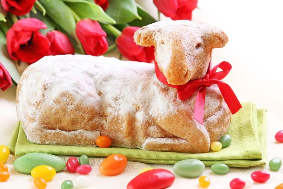 Gâteaux de Pâques traditionnels