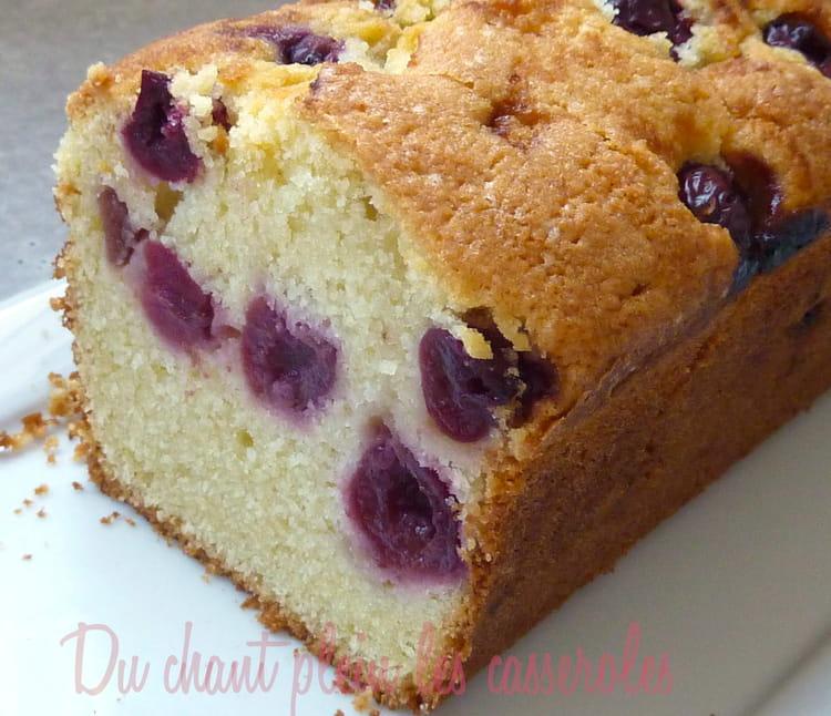 Recette Cake Aux Cerises Fraiches