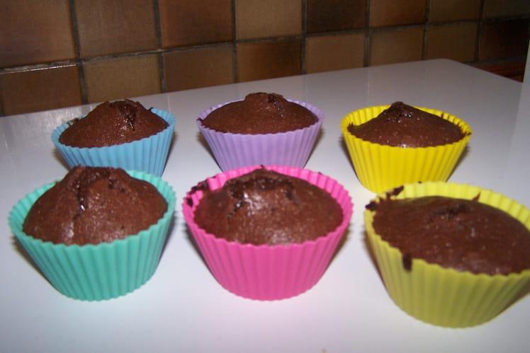 Muffins au Kinder