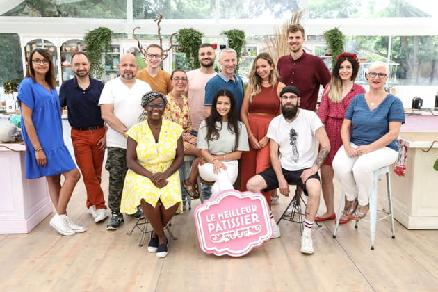 [PHOTOS] Les candidats du Meilleur Pâtissier 2020