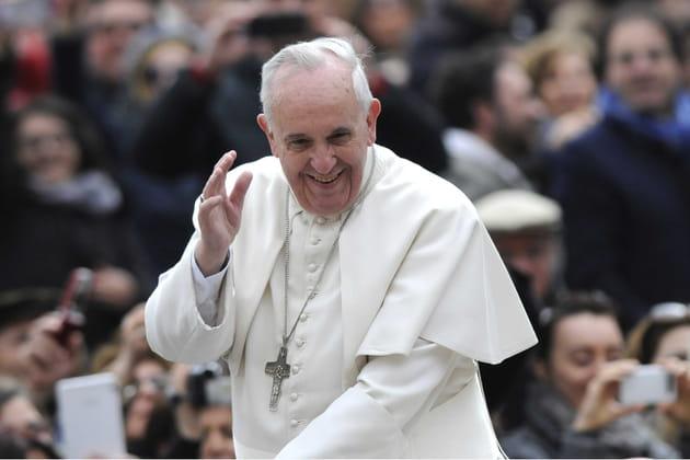 8. Le pape François
