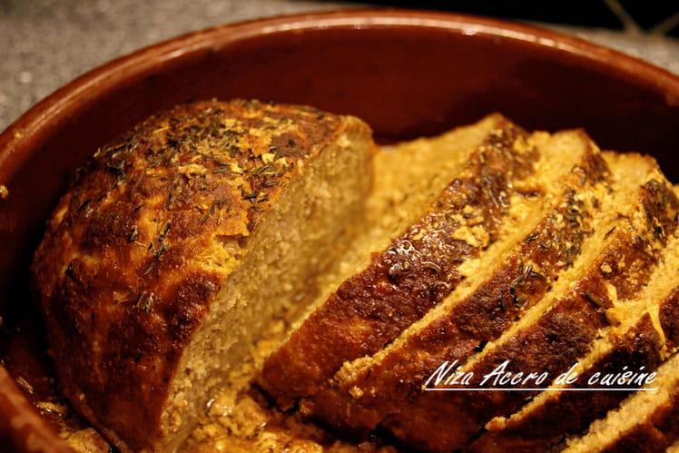 Pain de viande au curry madras