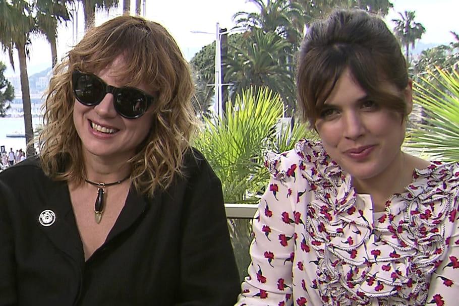 """Emma Suárez et Adriana Ugarte : """"Pedro Almodóvar agit comme une caresse"""""""