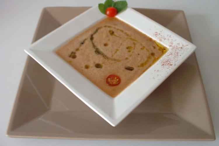 Gaspacho de céleri