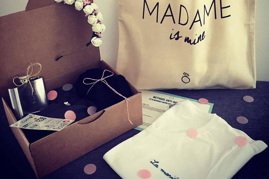 Une box So Mademoiselle pour son EVJF !