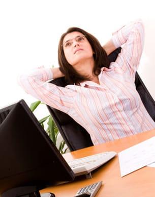 les exercices de respiration aident à lutter contre le stress.
