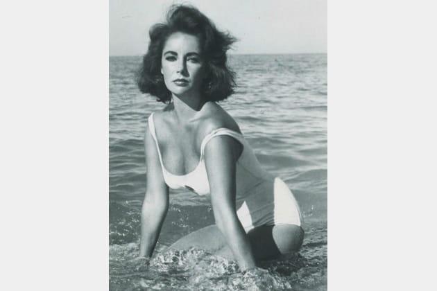 Elizabeth Taylor, actrice